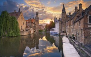 Bruges, the Venice of the North